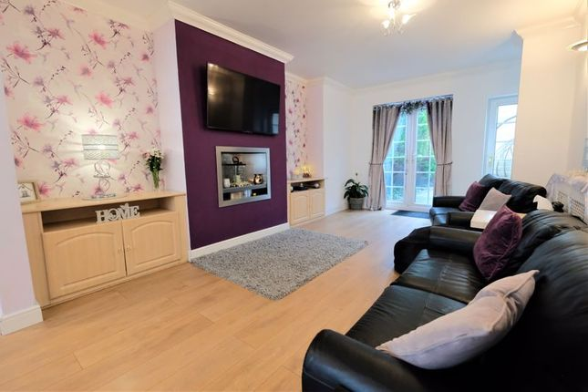 Thumbnail Semi-detached house for sale in Houghton Lane, South Swinton, Manchester