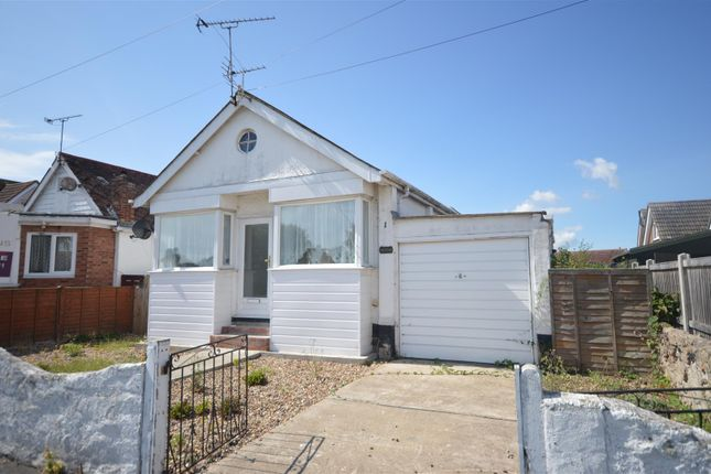 Detached bungalow for sale in Garden Road, Jaywick, Clacton-On-Sea