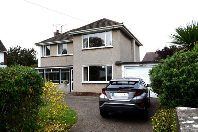 Thumbnail Detached house for sale in Sycamore Avenue, Danygraig, Porthcawl