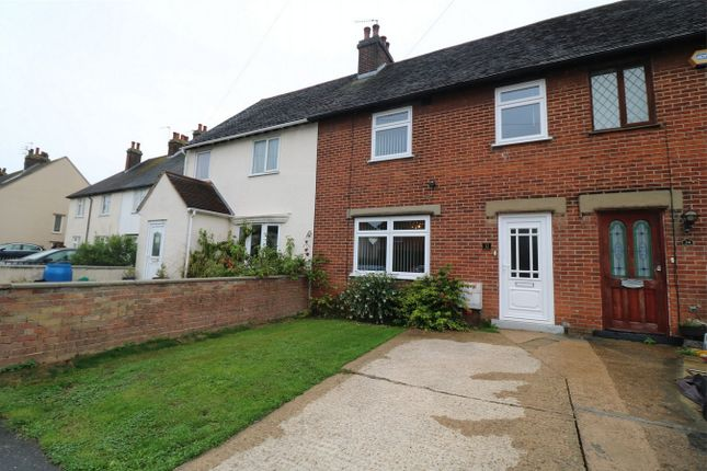 Thumbnail Terraced house for sale in Collingwood Road, Colchester, Essex