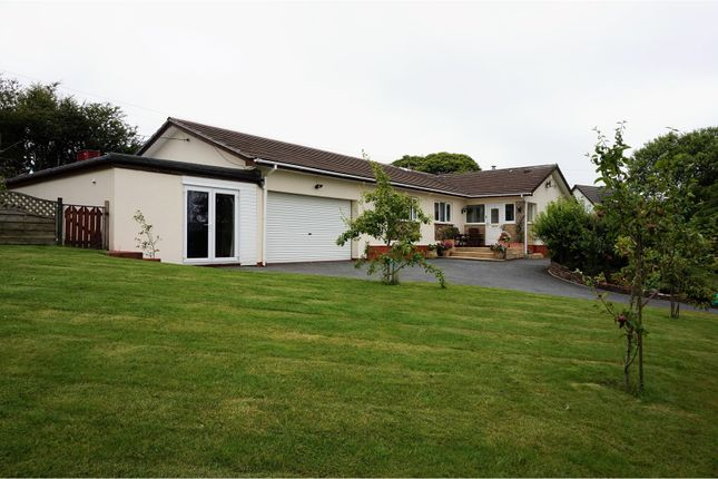 Thumbnail Detached bungalow for sale in Carnkie, Helston