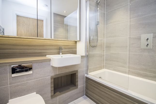 Bathroom of Grove Court, Lyon Square, Harrow HA1