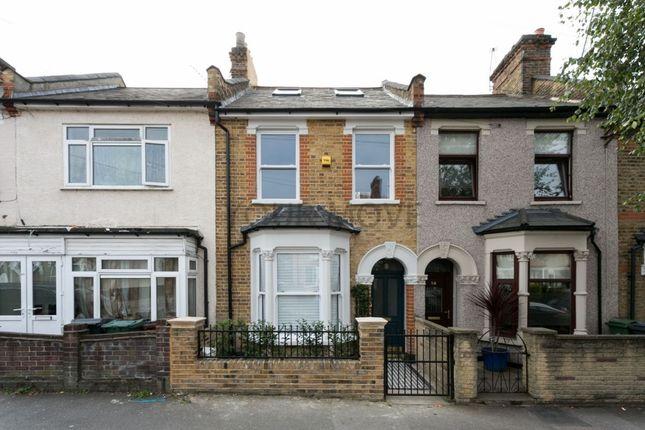 Thumbnail Terraced house for sale in Coleridge Road, Walthamstow, London