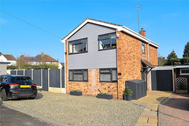 4 bed link-detached house for sale in The Parklands, Droitwich WR9