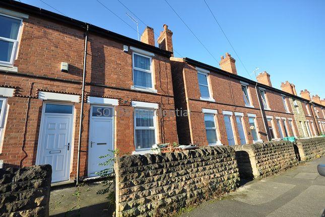 3 bed end terrace house for sale in Leonard Street, Bulwell, Nottingham