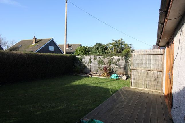Front Garden of Lon Cefn Mably, Rhoose, Barry CF62
