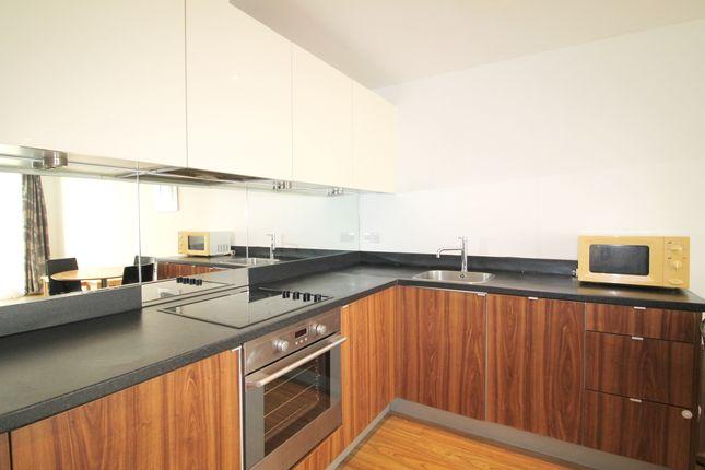 Kitchen of Schrier Ropeworks, Barking Central, Barking IG11