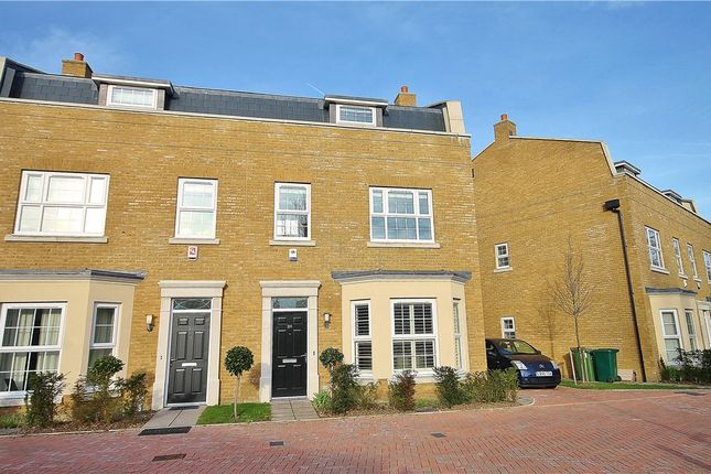 Thumbnail Semi-detached house for sale in Lendy Place, Thames Street, Lower Sunbury
