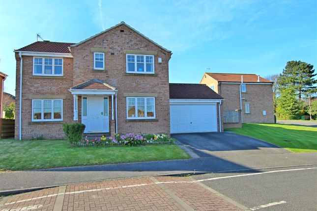 Thumbnail Detached house for sale in Worsley Court, Malton