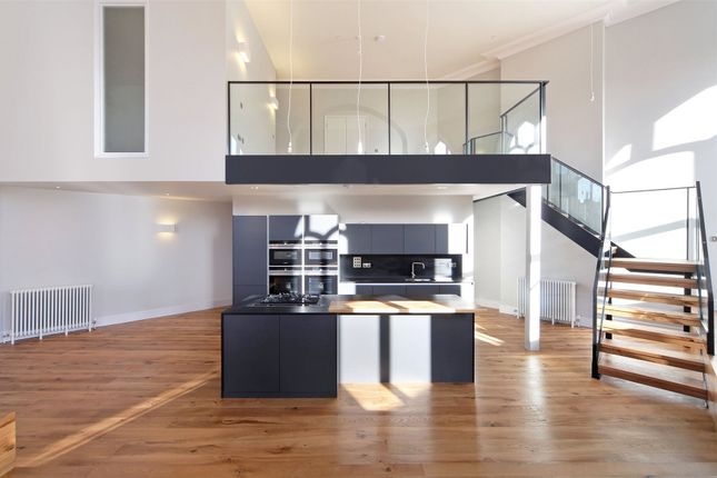 Thumbnail Flat for sale in The Academy, Woolwich Common Road, London