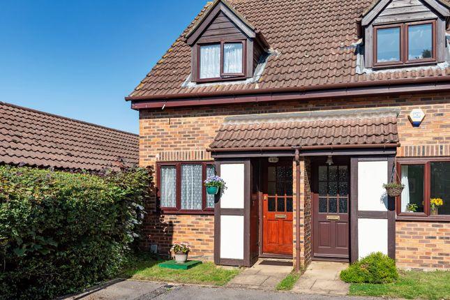 Thumbnail Semi-detached house for sale in Briar Walk, West Byfleet