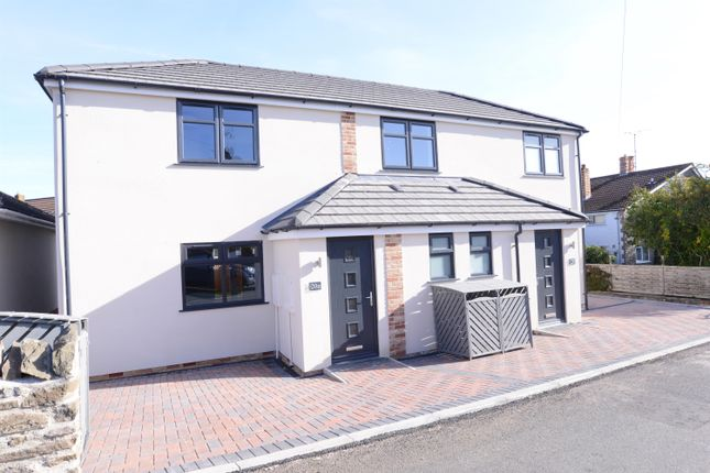 Thumbnail Semi-detached house for sale in Barrs Court Road, Barrs Court, Bristol