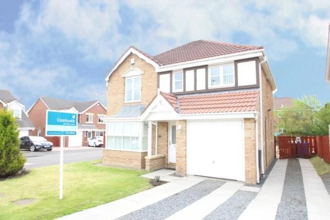 Thumbnail Detached house for sale in Baleshrae Crescent, Kilmarnock, East Ayrshire