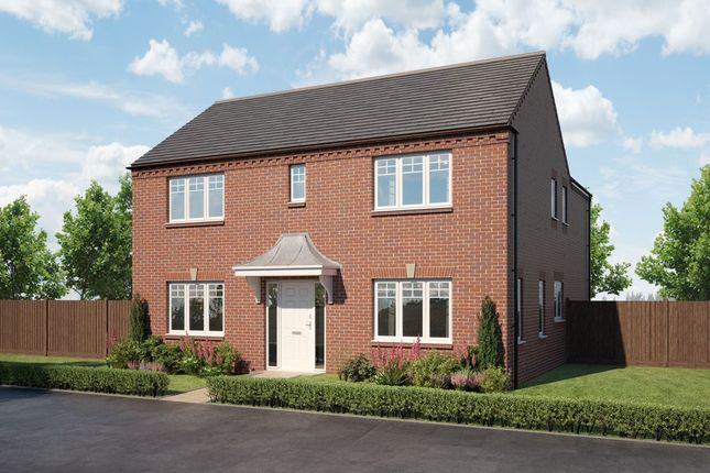Thumbnail Detached house for sale in Pershore Road, Evesham Warwickshire