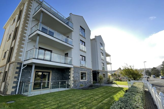 3 bed flat for sale in Penthouse, Apt. 8 Lakeside Apartments, Park Road, Ramsey IM8