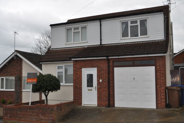 Thumbnail Detached house for sale in High View Road, Ipswich