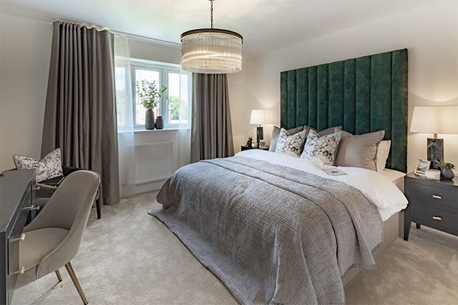 Bedroom 1 of Plot 135 - The Burnham, Sheerlands Road, Finchampstead RG40