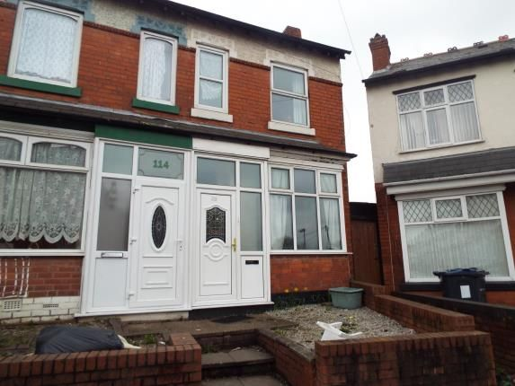 3 bed terraced house for sale in Boscombe Road, Birmingham, West Midlands