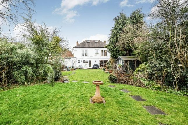 Thumbnail Detached house for sale in Oaklands Avenue, Romford