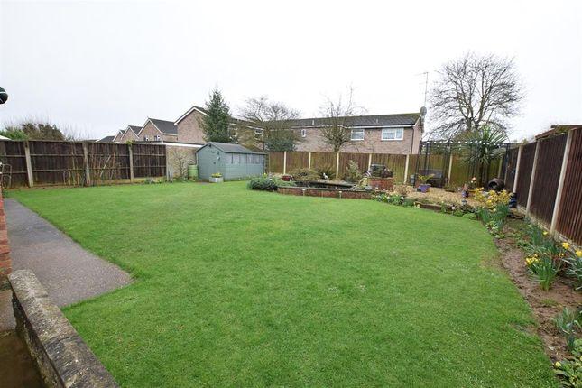 Garden of Charterhouse Drive, Scunthorpe DN16