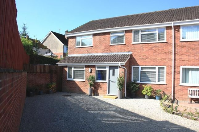 4 bed semi-detached house for sale in Washbrook View, Ottery St. Mary