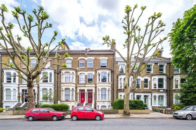 Thumbnail Flat for sale in Hanley Road, London