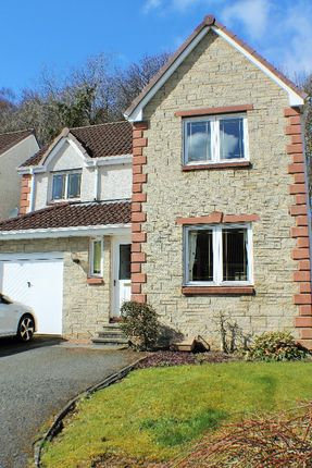 Thumbnail Detached house to rent in Chandlers Rise, Dalgety Bay, Fife