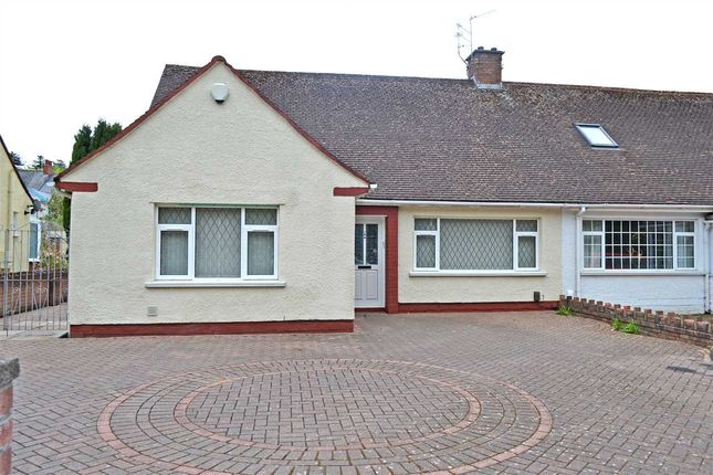 3 bed bungalow to rent in King George V Drive, Heath, Cardiff CF14