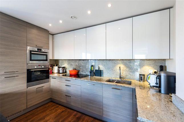 Kitchen of Napier House, Bromyard Avenue, Acton, London W3