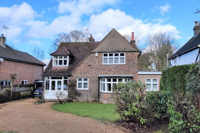 Thumbnail Detached house for sale in Copthorne Road, Felbridge, East Grinstead