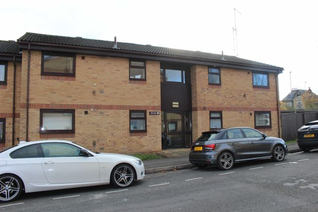 Thumbnail Flat to rent in Wilmot Street, Derby