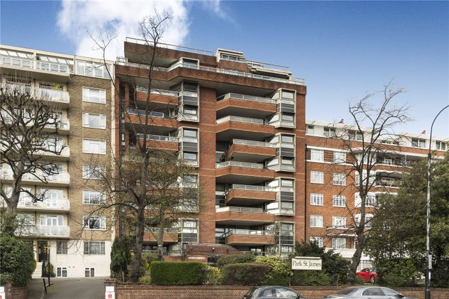 Thumbnail Flat for sale in Park St. James, St. James's Terrace, London