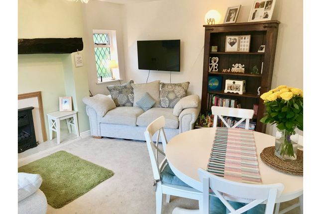 Living Room of Bower Yard, Ironbridge, Telford TF8