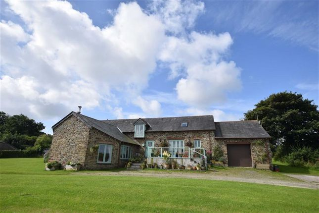 Thumbnail Detached house for sale in Stibb, Bude