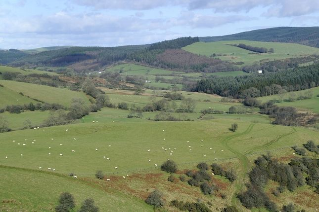 Thumbnail Land for sale in Llanwrda, Carmarthenshire