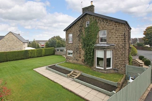 Thumbnail Detached house for sale in Sun Lane, Burley In Wharfedale, Ilkley