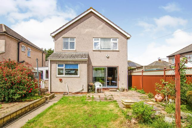 Thumbnail Detached house for sale in Windsor Drive, Yate, Bristol
