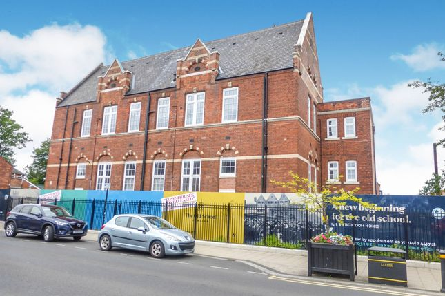 Thumbnail Flat for sale in Glass House, Marshall Street, Hull