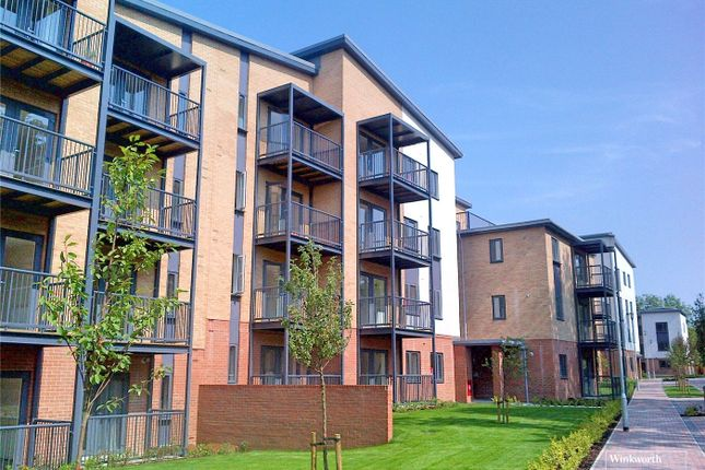 Thumbnail Flat to rent in Lawford Court, Grade Close, Elstree, Hertfordshire