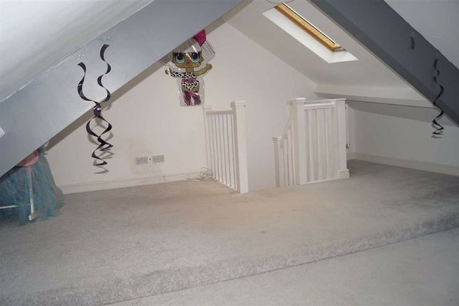 Attic of Beckett Street, Mountain Ash CF45