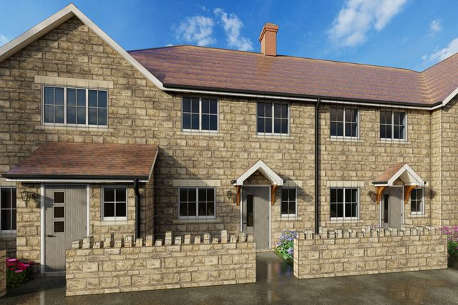 Thumbnail Terraced house for sale in Wells Road, Radstock