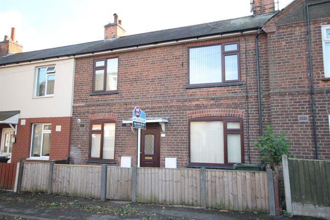 Thumbnail Terraced house for sale in Asper Street, Netherfield, Nottingham