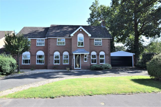 Thumbnail Detached house for sale in Mill Lane, Mill Lane, Solihull B938Nu