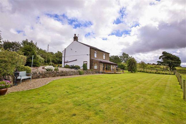 Thumbnail Detached house for sale in Pickup Bank, Darwen, Lancashire