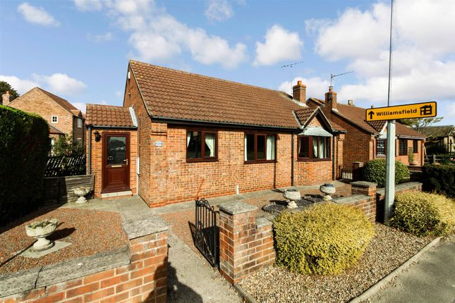 Thumbnail Detached bungalow for sale in Main Street, Cranswick, Driffield