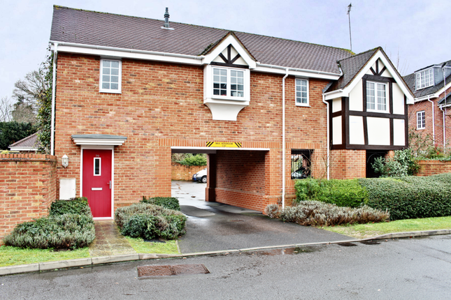 Thumbnail Detached house for sale in Foundry Close, Hook