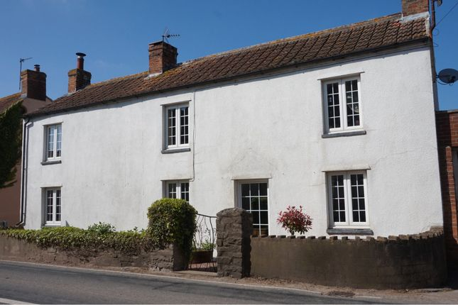 Thumbnail Link-detached house for sale in East Lyng, Taunton