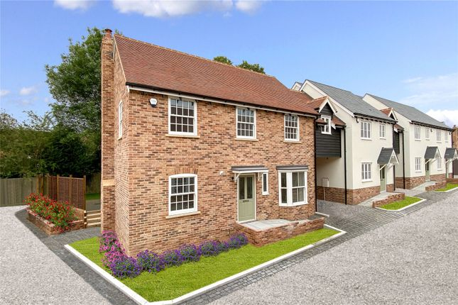 Thumbnail End terrace house for sale in Crown Mews, Ingatestone, Essex