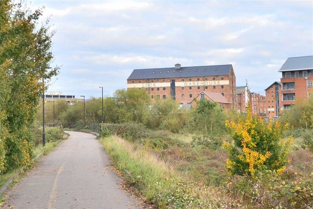 Thumbnail Flat for sale in The Lock Warehouse, Severn Road, Gloucester