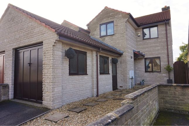 Thumbnail Detached house for sale in Irving Road, Somerton